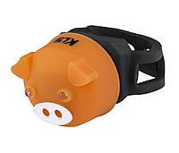 Мигалка задня KLS PIGGY Orange 8585019395948, КОД: 1349449