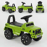 Машина-толокар 808 G-8001 JOY Зеленый, КОД: 1491156