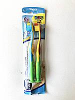 Зубные щетки Dontodent для детей до 6 лет, 2 шт в упаковке