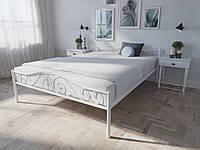 Кровать MELBI Элис Люкс Двуспальная 140х190 см Белый, КОД: 1389484