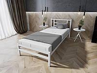 Кровать MELBI Берта Односпальная 90200 см Белый КМ-023-01-4бел, КОД: 1393990