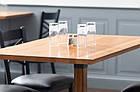 """Стол для ресторана """"Сингл"""" из натурального дерева, фото 8"""