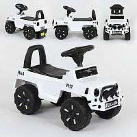 Машина-толокар 808 G-8005 JOY Белый, КОД: 1491155