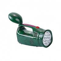 Фонарь светодиодный аккумуляторный YJ-2809 Зеленый YJ-2809, КОД: 1495950