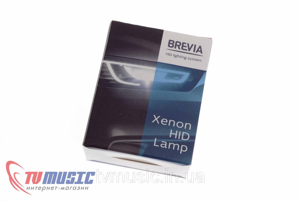 Ксеноновые лампы Brevia D2S 6000K