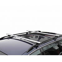 "Багажник Шевролет Лачетти / Chevrolet Lacetti 2004- Wagon на рейлинги Aero ""Кенгуру"", фото 1"