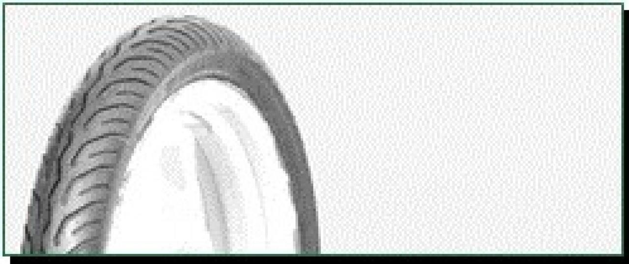 Мотошина, Моторезина, Мотопокрышка, Покрышка, Шина 90/90 -18 TL (HS-356 SWALLOW,бескамерная) LTK