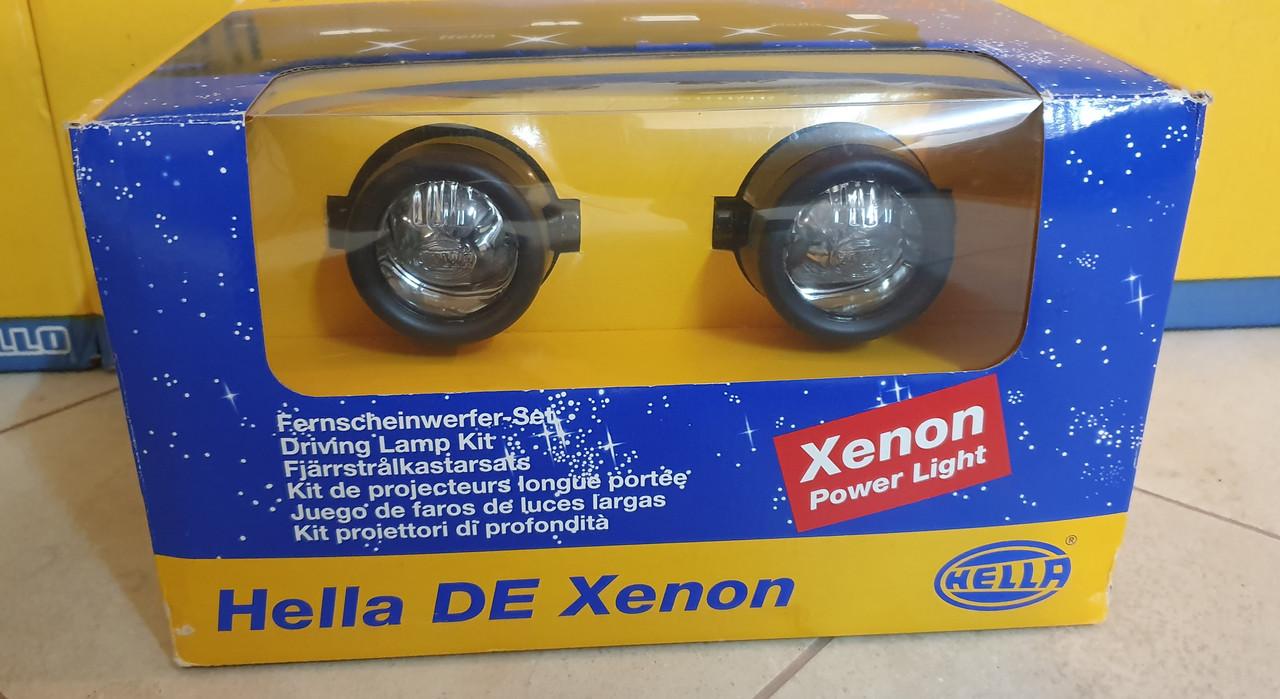Дополнительные фары дальнего света HELLA DE XENON