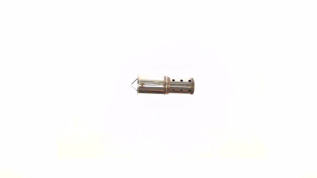 Резонатор глушителя (+заглушка) 118