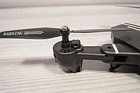 Дрон с WiFi камеройRC 8807,до 20 минут время полета,авто возврат - авто взлет, складной корпус., фото 5