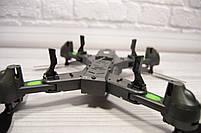 Дрон с WiFi камеройRC 8807,до 20 минут время полета,авто возврат - авто взлет, складной корпус., фото 7