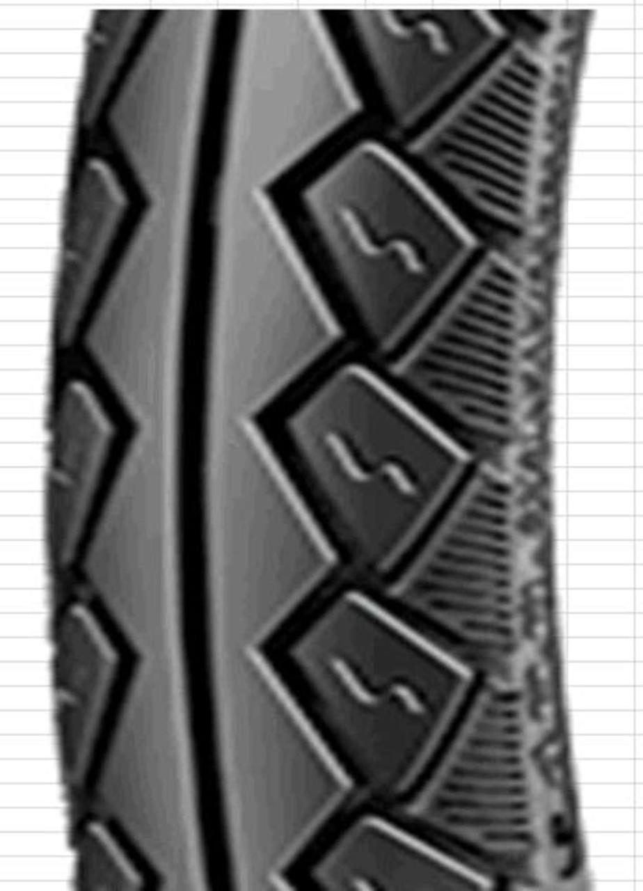 Мотошина, Моторезина, Мотопокрышка, Покрышка, Шина 2,50 -17 TT (Blaster Max) RALSON (Индия) (#RSN)