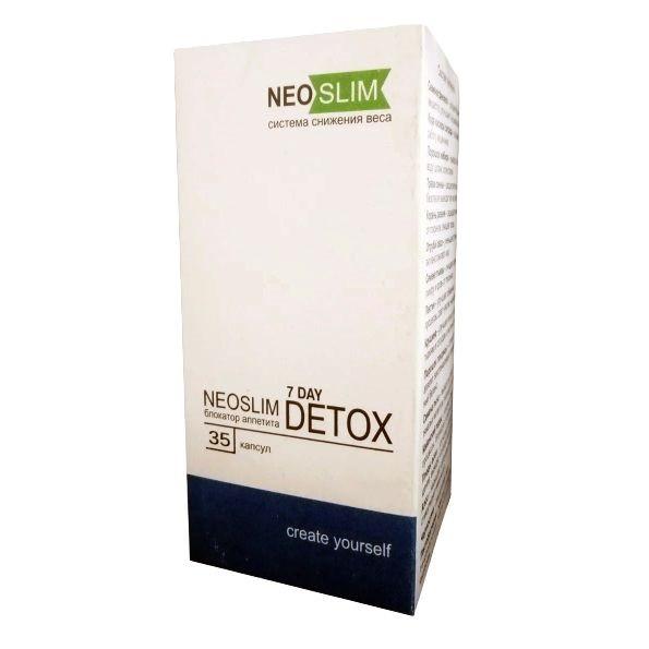 Капсулы для похудения Neo Slim 7 Day Detox (35 капс)