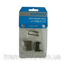 Колодки Disc Shimano - A01S XT SLX Alfine (BR-M775) resin