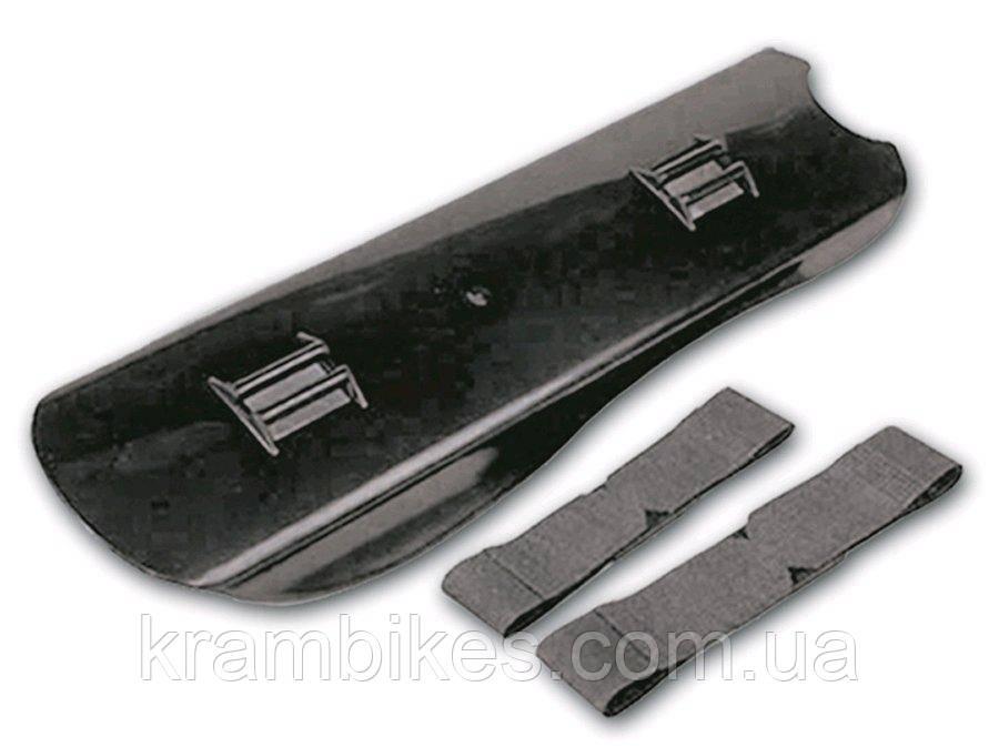Крыло под раму Cycledesign - Front Fender Чёрный