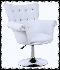 Перукарські,косметичні крісла на базі ,екошкіра
