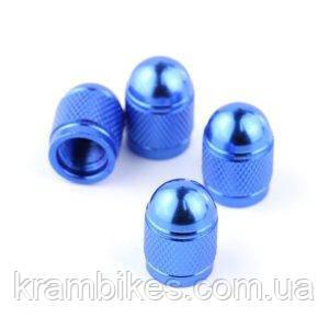 Колпачок на ниппель Пуля Синий