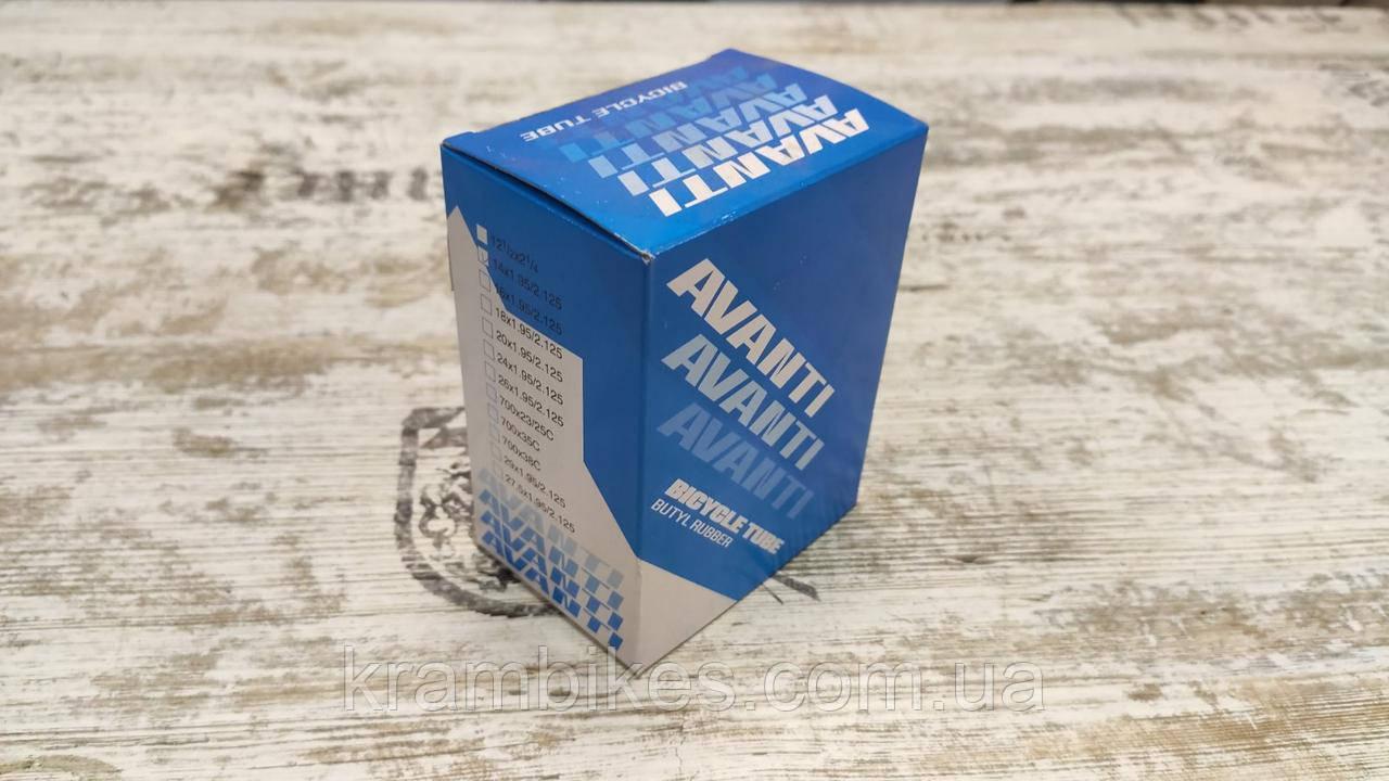 Камера Avanti 20x1.95/2.125 AV