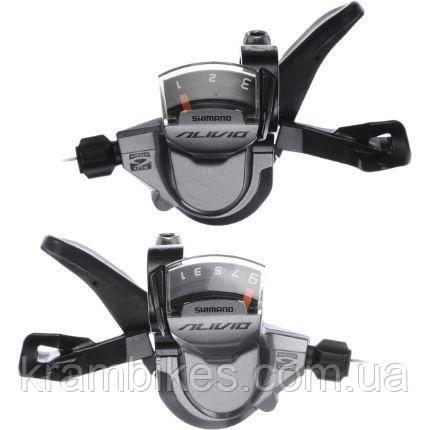 Манетки Shimano - SL-M4000 Altivio 3x9-скор