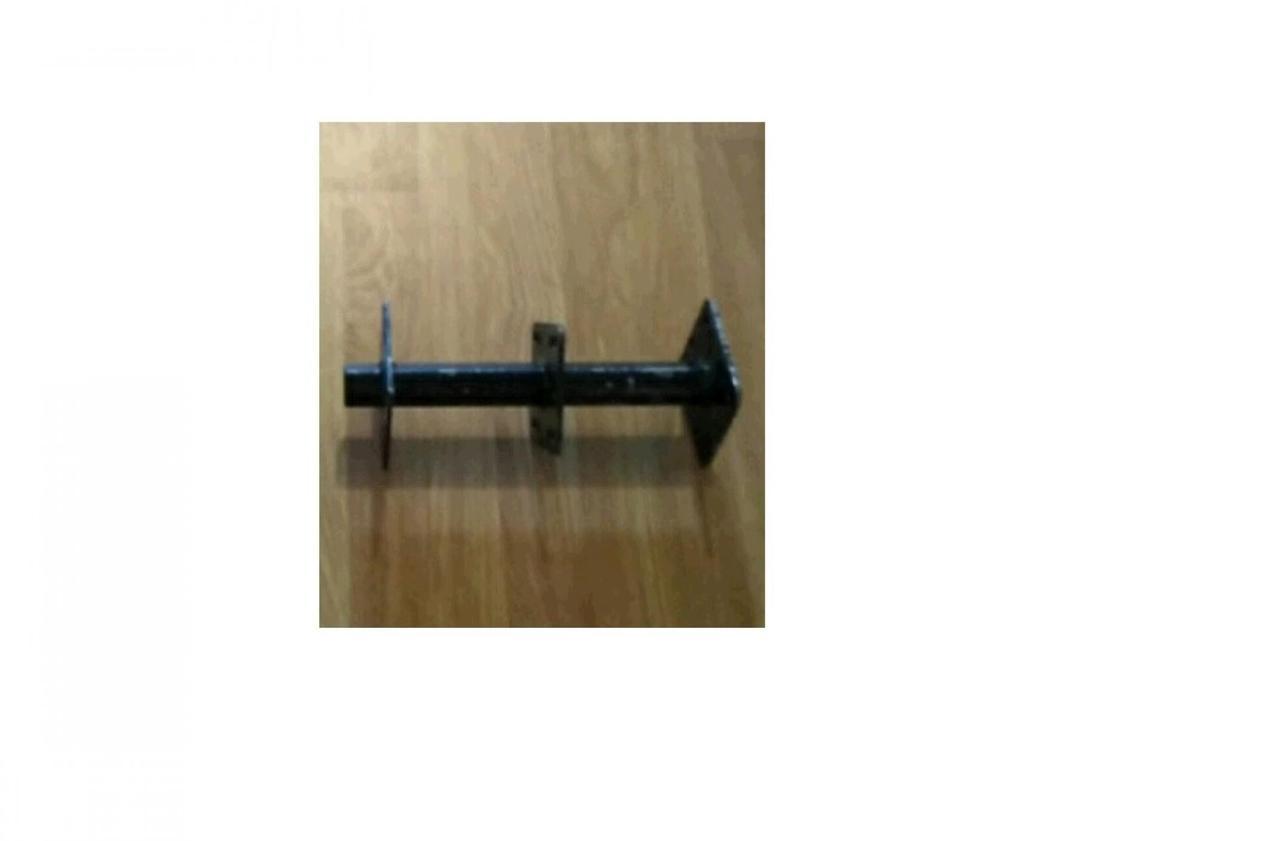 Труба фрезы на Мотоблок 178F/186F (6/9 Hp Лошадиных Сил) (L=370-380мм 3+1, D-24мм) ST