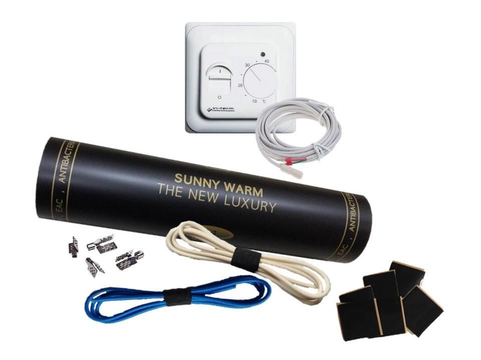 Готовый комплект RTC-15 (1,5м2) SUNNY WARM ( Премиум)