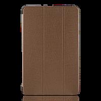 Чехол Premium для Samsung Galaxy Tab E 9.6 Brown 4822352777129, КОД: 1383069