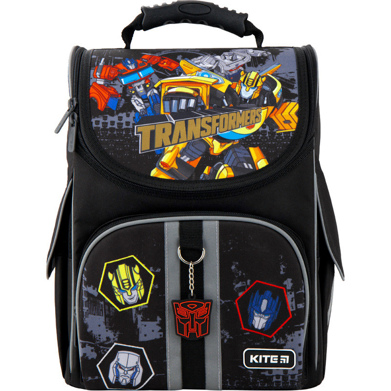 Ранец ортопедический каркасный KITE Education Transformers 501-1