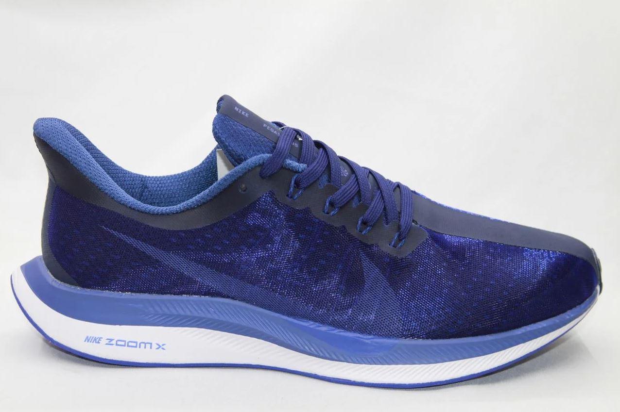 "Кроссовки Nike Air Zoom Pegasus 35 Turbo 2.0 ""Синие"""