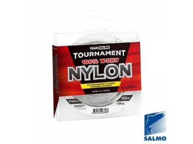 Леска монофильная Team Salmo TOURNAMENT (TS4913-025)