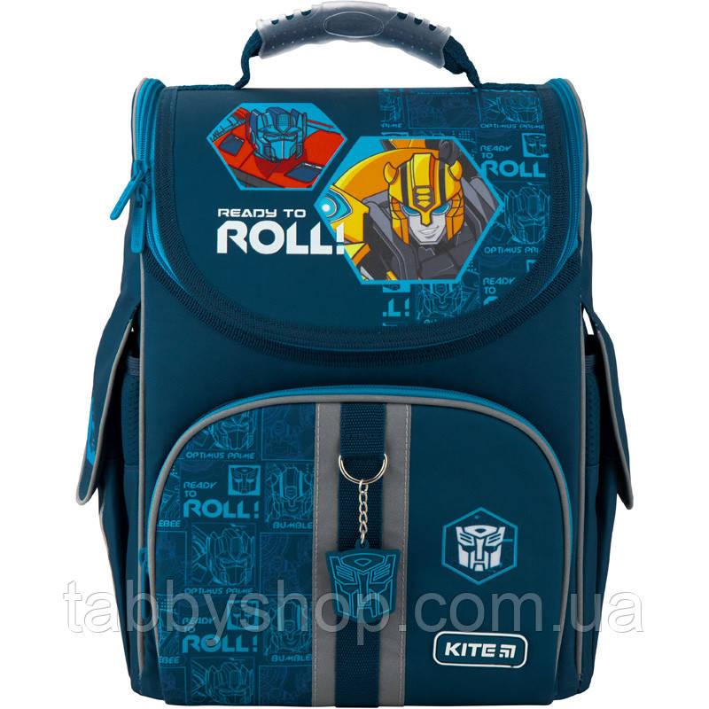 Ранец ортопедический каркасный KITE Education Transformers 501-2