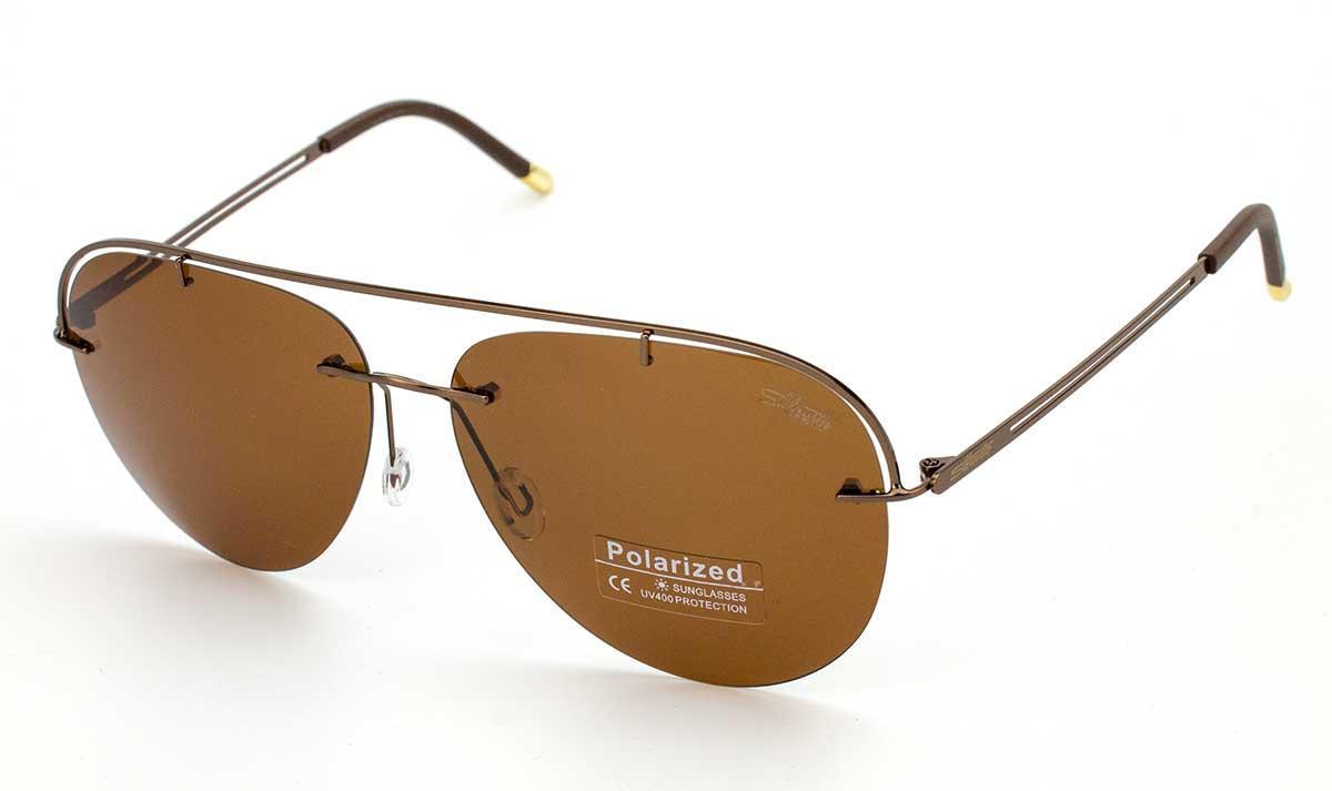 Солнцезащитные очки Silhouette 9955 polarized
