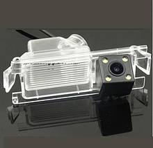 Камера заднего вида (Sony CCD) для Kia K2 Rio hatchback Ceed 2013 Hyundai Solaris verna