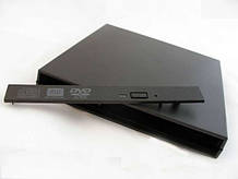 USB Карман для DVD Sata привода12.7/9.5 mm Optibay