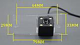 Камера заднего вида KIA CERATO SONY(CCD2), фото 4