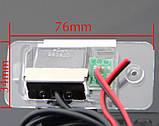 Камера заднего вида Sony (CCD) для Audi A3 A4 A5 A6 A6L A8 Q7 S4 RS4 S5 Q5, фото 3