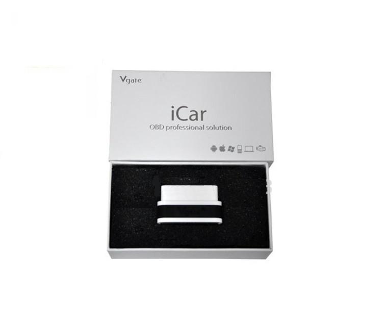 2019 Сканер Vgate Icar2  ELM327 WiFi+Кнопка Android, iOS