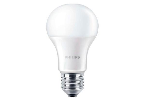 Лампочка Philips LEDBulb E27 9.5-60W 230V 4000K A60/PF CorePro