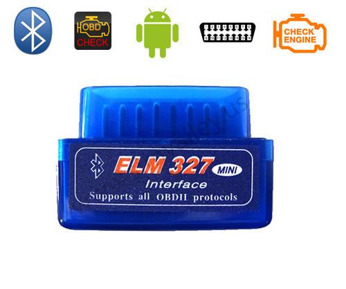 Автосканер ELM327 V1.5 Двухплатный (Супер версия PIC 18F25к80)
