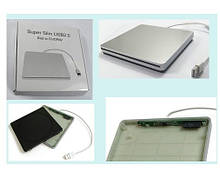 Карман для MacBook DVD привода 9.5/12.7 мм USB 2.0