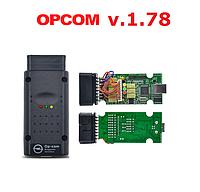 OP-COM v1.78 OBD2 (2019) Диагностика для Opel Chevrolet (GM Grupe)