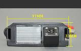 Камера заднего вида (Sony CCD) для Hyundai I30 Solaris Verna hatchback GENESIS COUPE, KIA SOUL, фото 2