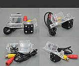 Камера заднего вида для VW Golf 6 Passat CC Scirocco (Sony CCD), фото 2