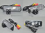 Камера заднего вида (Sony CCD) для Mitsubishi Dakar/Challenger/Grandis/Nativa/Pajero Sport, фото 2