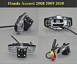 Камера заднего вида (Sony CCD) для Honda Accord 2008 2009 2010, фото 3
