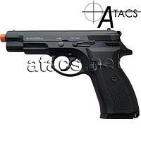 Пистолет стартовый Baredda A6 (S56) Black