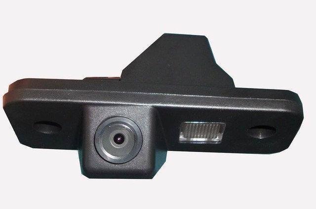 Камера заднего вида HYUNDAI NEw / Santa FE/ Azera  Штатная камера заднего вида  CCD