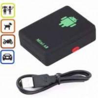 Трекер Mini A8 GPS. Мини А8 сигнализация присмотр за детьми. Оригинальная коробка.
