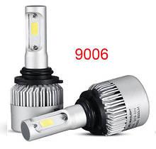 Светодиодная LED лампа головного света 9006 HB4 COB 8000Lm 36Watt