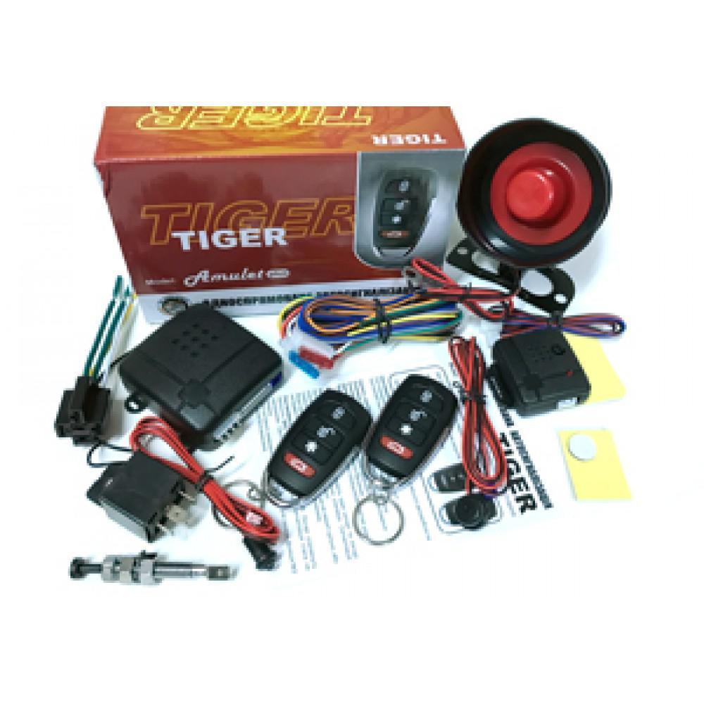 Автосигнализация Tiger Amulet  PLUS с сиреной