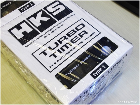 Турботаймер HKS Turbo Timer (Type 0) НОВЫЙ!